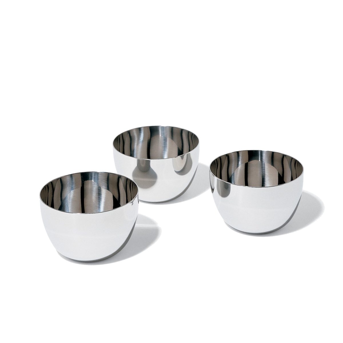 Alessi - Fondue Bowls Mami Stainless Steel