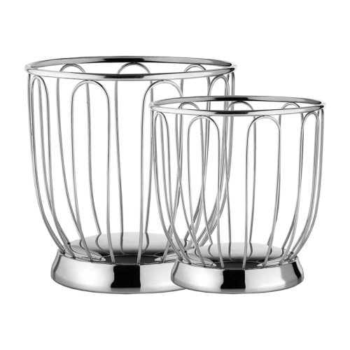 Alessi - Fruit Basket 370 stainless steel Mix