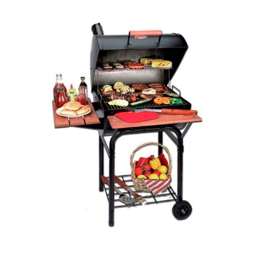 Chargriller - Barbecue Wrangler 1