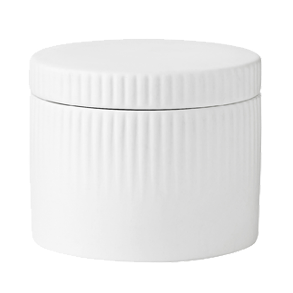 Stelton - Classic Pleat salt jar